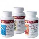 Pro-Vitality Pack #2 (Tre-en-en box, Carotenoid , Omega III)