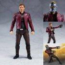 Disney Marvel Avengers 3 Star Lord 15cm Action Figure Anime Mini Decoration PVC Collection Figurine