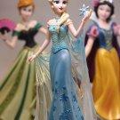Disney Princess Frozen Anna Elsa Snow White 3 style 20cm Action Figure Anime Mini Collection Figurin