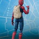 Disney Marvel Spiderman Homecoming 14cm Action Figure Anime Mini Decoration PVC Collection Figurine