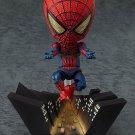 Disney Marvel Spiderman Q version 10cm Action Figure Anime Mini Decoration PVC Collection Figurine T