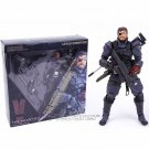Powered by Metal Gear Solid V The Phantom Pain Venom Snake Action Figure -