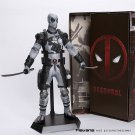 """Deadpool Action Figure 12"""""""" 30cm red sliver HRFG516 - Silver"""