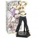 Suicide Squad Joker Harley Quinn 16 Scale Statue Figure - B