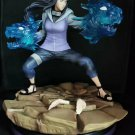 GK Anime Naruto Gently Step Twin Lions Fist Hinata Hyuga PVC Action Figure Toy 23cm with retail pack
