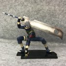 Naruto Kakashi with Great Sword GEM Action Figures Model Toys 15cm with retail package