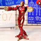 Disney Marvel Avengers 4 Iron Man 30cm MK50 Action Figure Anime Decoration Collection Toy model for