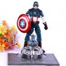 Disney Marvel Avengers Captain America 18cm Action Figure Posture Model Anime Decoration Collection