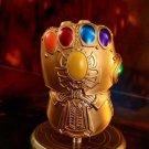 Disney Marvel Avengers 3 Thanos Infinite gloves 13cm Action Figure Posture Anime Decoration Collecti