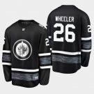 Winnipeg Jets #26 Blake Wheeler 2019 NHL All-Star Game Parley Black Jersey