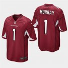 Men's 2019 Draft Arizona Cardinals KYLER MURRAY Red Jersey