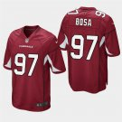 Youth 2019 Draft Arizona Cardinals NICK BOSA Red Jersey