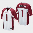 Youth 2019 Draft Arizona Cardinals KYLER MURRAY White Jersey