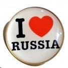 badge I am Russian