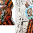 2х pin 9 may George ribbon ussr victory #108