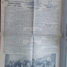 Newspaper Red Star 20 april 1939 USSR
