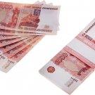 5000 rubles Collect Banknotes  1 Pack souvenir