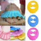 3 x Baby Wash Hair Shield Shampoo Bath Bathing Shower Cap Hat