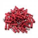 100pcs Bullet Crimp Male & Female Insulated Terminal Wire Connector Electrical