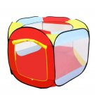 Indoor Outdoor Safety Folding Portable Playpen Baby Play Yard With Travel Bag