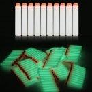 400pcs 7.2cm Refill Bullet Darts for Nerf N-strike Elite Series Kids Toy Gun