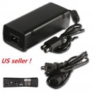 AC 100-240V Adapter Power Supply Charger Cable Cord Brick for Xbox 360 Slim USA