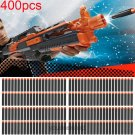 400PCS Refill Kids Toy Gun Bullet Darts Round Head Blasters For NERF N-Strike