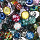 Mixed Style Glass Tiles Mosaic Supplies for Crafts DIY Jewelry Vase Decoration