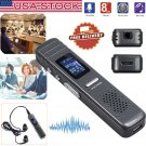 8GB Digital Voice Recorder Mini USB Pen Spy Arrive Voice Activated MP3 Player