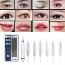 Microblading Permanent Makeup Eyebrow Tattoo Digital Charmant Embroider Machine