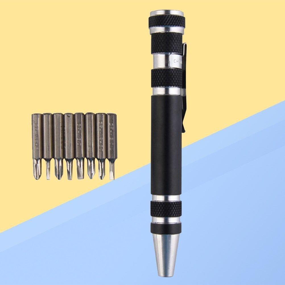8 in 1 Pen Screw Driver Multi Repair Tools Kit Gadgets Repair Tools Repair Tools