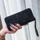 Women Wallet Multifunctional Coin Purse Zipper Clutch Bag for Ball Party Wedding
