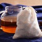 10pcs 30x40cm Reuseable Cotton Muslin Natural Color Filter Bags for Nut Milk Tea