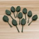 Photo Props Fake Rose Leaves Decorative Plant Leaves Indoor Plants for DIY Craft