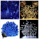 Waterproof String Lights Patio Garden Wedding Solar LED Ambience Starry Lamps