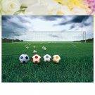 90x150cm Football Background Cloth Decorative Backdrop for Studio
