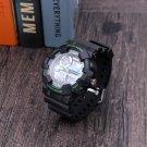 1312 Men Sports Watch Digital Wristwatches Waterproof Wrist Watch with Dual Time