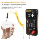 Auto Range Digital Tester for Frequency Temperature Voltage Ampere