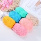 12Pcs 50g Hand-woven Crochet Yarn Knitting Yarn Sweater Yarn for DIY Sweaters