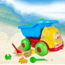 5pcs Beach Toys Beach Game Bathing Playing Funny Sand Dredging for Kids Toddler