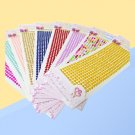 Versatile Pearl Beads Flat Back Pearl Sticker with Adhesive for Makeup Craft