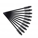12pcs Eyelash Brush Disposable Applicator Professional Nylon Brushes Makeup Tool