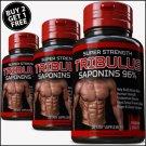 TRIBULUS TERRESTRIS PILLS STRONGEST CAPSULES BIGGER MUSCLES BOOST BODYBUILDING db