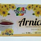 ARNICA TEA INFUSION ARNICA TEA 25 BAGS 1 G. EACH 12/2023 or later df