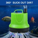 1 X Submersible Water Pump Dirty Clean Aquarium Fountain Pool Pond Fish Tank Flood 12W