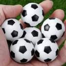 Universal Replacement Foosball Soccer Ball Style Indoor Game Table Football 6pcs new