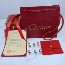 Cartier Love Ring Classic Style With Luxury Box Set