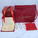 Cartier Love Bracelet Thin Style With Luxury Box Set
