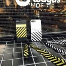 OFF WHITE Soft TPU Case For iphone 6 6s 7 7P 8 8Plus With Lanyard