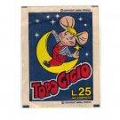 Topo Gigio Sealed Pack Stickers Editrice Imperia